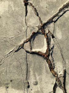 concrete erosion