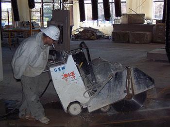 Flat Sawing