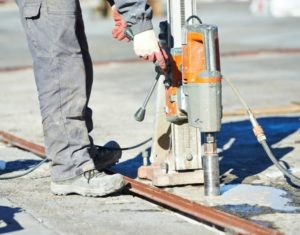 Dangers That Come With Concrete Drilling