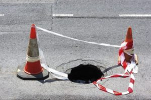 Four Facts About Sinkholes