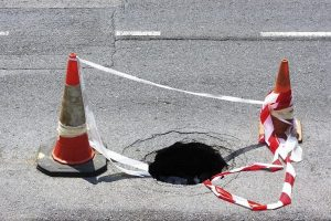 Why Only Professionals Should Deal with a Sinkhole