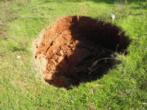 What is Known and Unknown About Sinkholes