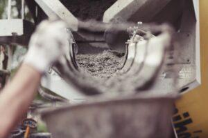 Using a Concrete Saw Concrete Visions