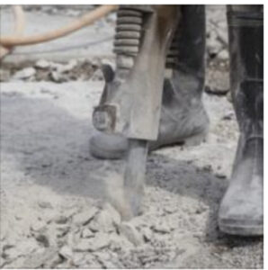 What to Do Before You Begin to Break Up Concrete